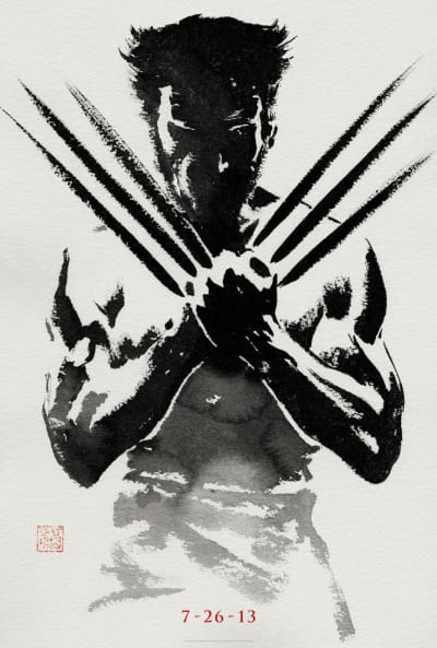 The Wolverine Teaser Poster