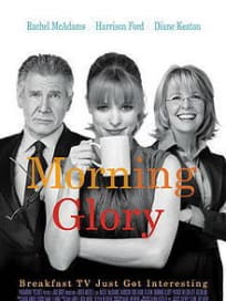 Morning Glory McAdams Poster