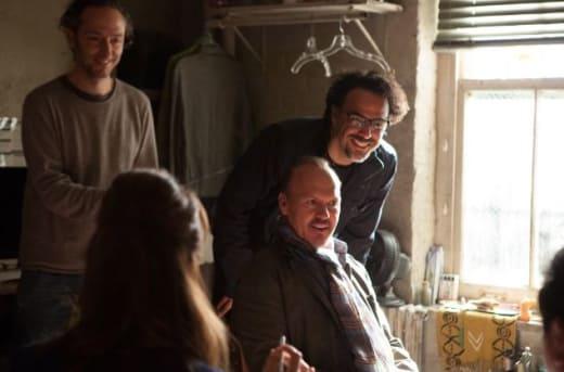 Alejandro G. Inarritu Directs Birdman
