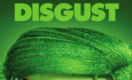 Inside Out Disgust Poster