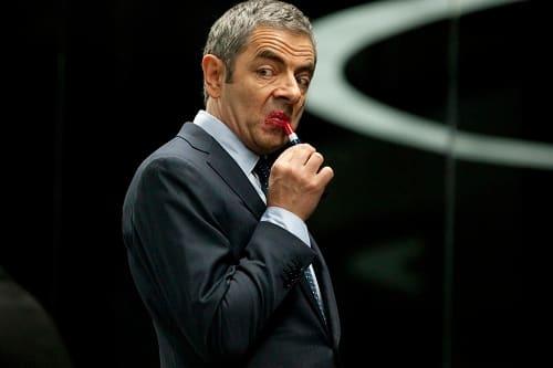 Rowan Atkinson is Johnny English