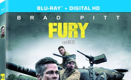 Fury DVD Review: Brad Pitt's War Drama Delivers