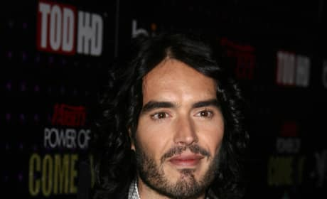 Russell Brand In, Amy Adams Out for Rock of Ages