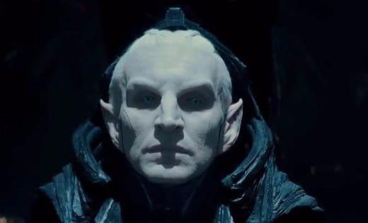 Thor the Dark World Malekith Christopher Eccleston
