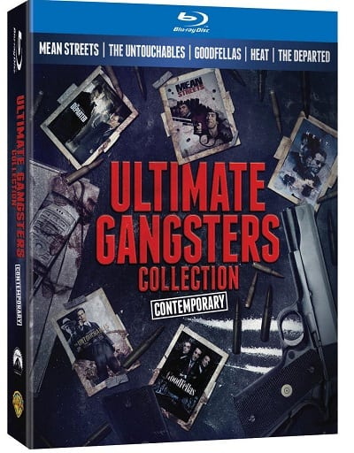 Ultimate Gangster Collection: Contemporary Blu-Ray