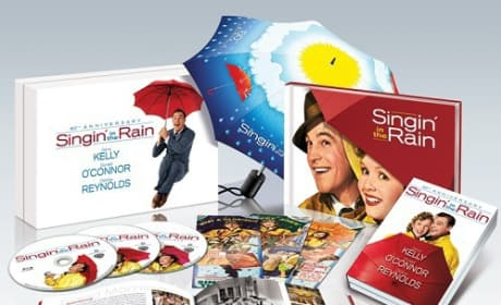 Singing in the Rain Blu-Ray Review: Celebrating 60 Years