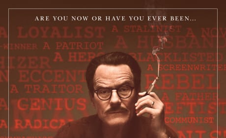 Trumbo Poster Arrives -- Film Stars Bryan Cranston and Elle Fanning