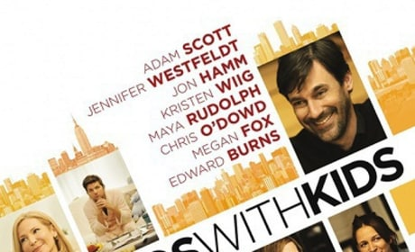 Friends with Kids Poster: All-Star Comedy Hits Home