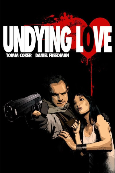 Undying Love Comic Book Cover