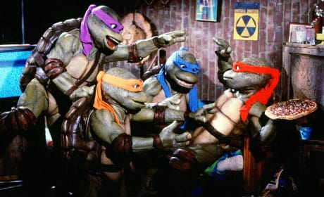 13 Awesome Facts About Teenage Mutant Ninja Turtles Movie: Cowabunga!
