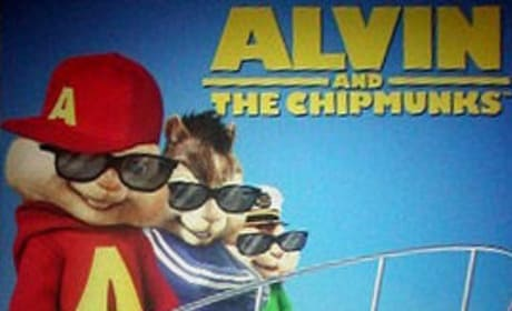 Alvin and The Chipmunks: Chipwrecked Photo