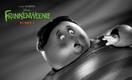 Bob Frankenweenie Wallpaper