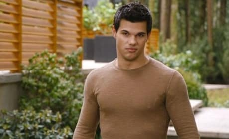 Breaking Dawn Part 2 Star Taylor Lautner