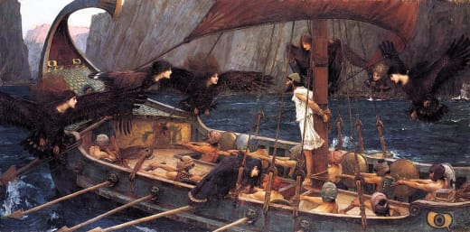 Homer's Odyssey: Ulysses and the Sirens