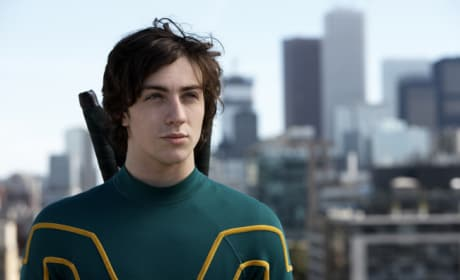 Aaron Johnson as Dave Lizewski
