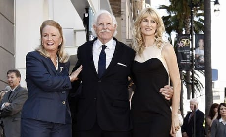 Diane Ladd Bruce Dern Laura Dern Photo