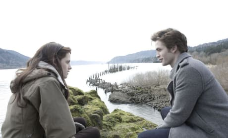 Edward and Bella Enjoy the Twilight
