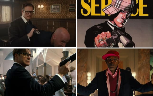 7 things to know about kingsman the secret service its the bond movie matthew vaughn never got to make