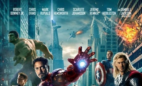 The Avengers: New Poster, Trailer Announcement