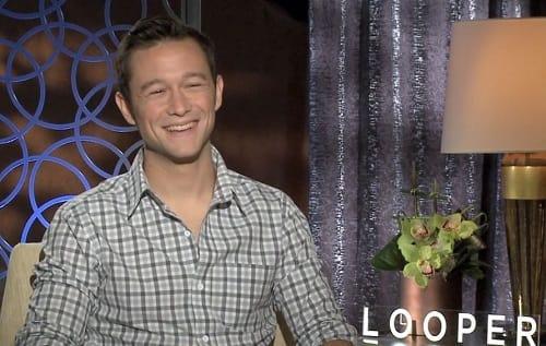 Joseph Gordon Levitt Interview Picture