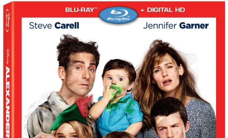 Alexander and the Terrible, Horrible, No Good, Very Bad Day DVD Review: Fine Family Flick