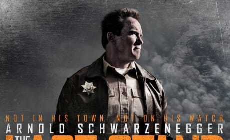 The Last Stand Gets a New Poster: Schwarzenegger's First Leading Role in a Decade