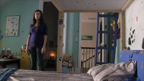 Katie Featherton in Paranormal Activity 4