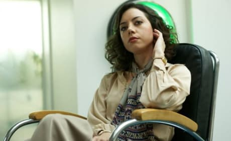 Aubrey Plaza A Glimpse Inside the Mind of Charles Swan III