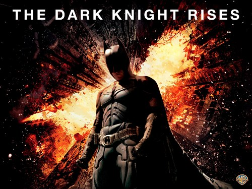 The Dark Knight Rises Logo