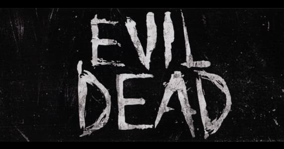 Evil Dead Title