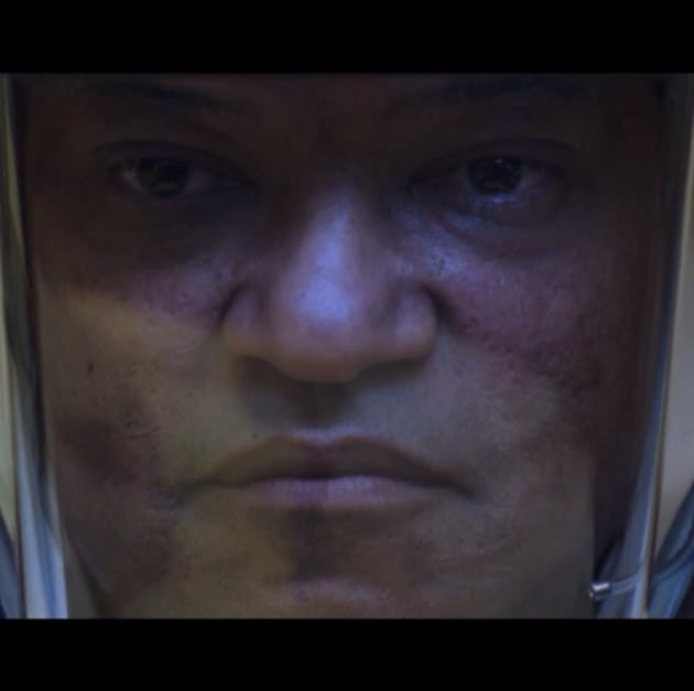 The Signal Laurence Fishburne