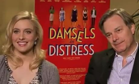 Greta Gerwig and Whit Stillman Talk Damsels in Distress