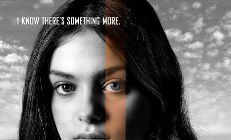 The Giver Odeya Rush Character Poster