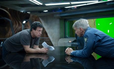 Ender's Game Gavin Hood Harrison Ford