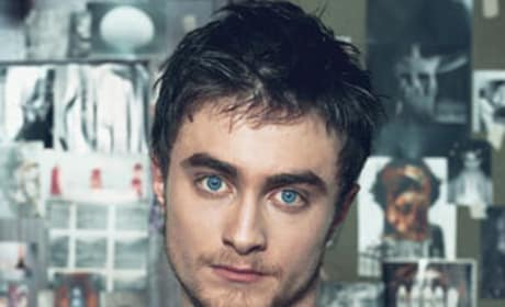 Daniel Radcliffe Grows Intense for Final Harry Potter Film