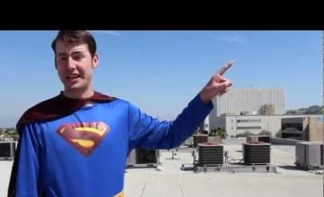 Superman Sketch from Kill Bosby Comedy (NSFW)