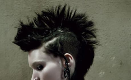 Bad-ass Lisbeth Salander