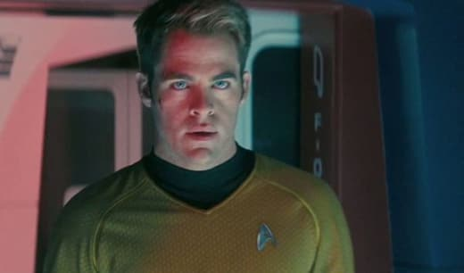Chris Pine Star Trek Into Darkness
