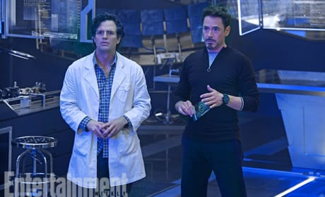 Avengers Age of Ultron Robert Downey Jr. Mark Ruffalo