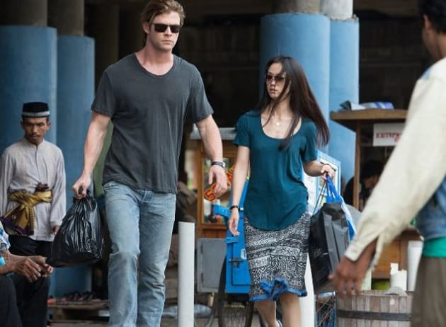 Blackhat Chris Hemsworth Wei Tang