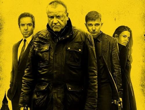 The Cast of The Sweeney