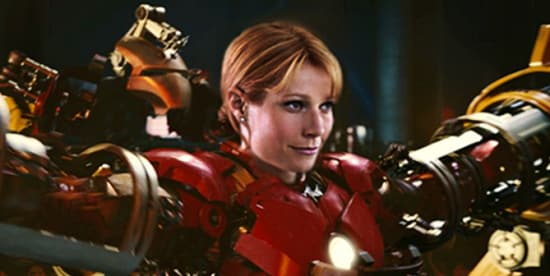 Iron Man 3 Gwyneth Paltrow