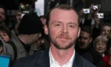Simon Pegg Picture