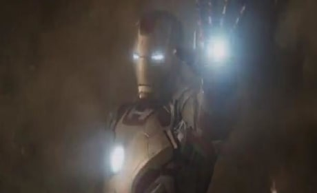Iron Man 3 DVD Trailer: Unstoppable
