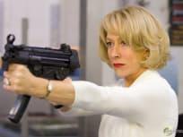 Helen Mirren's Machine Gun