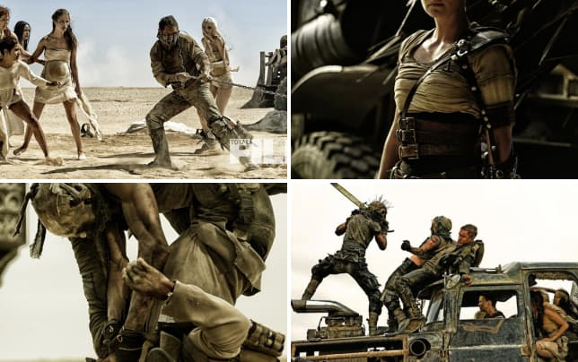 Mad max fury road tom hardy zoe kravitz