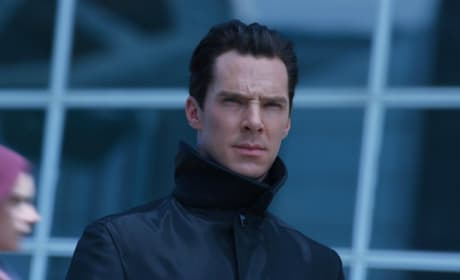 Star Trek Into Darkness Benedict Cumberbatch
