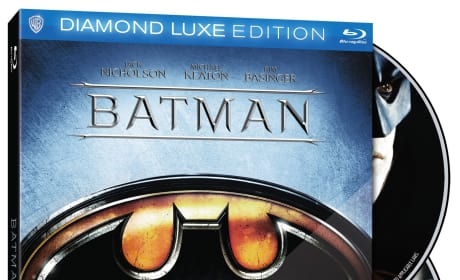 Tim Burton's Batman 25th Anniversary Blu-Ray: Announced!