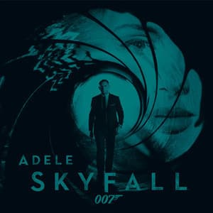 Adele Skyfall Photo