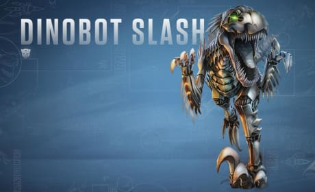 Transformers Age of Extinction Dinobot Slash